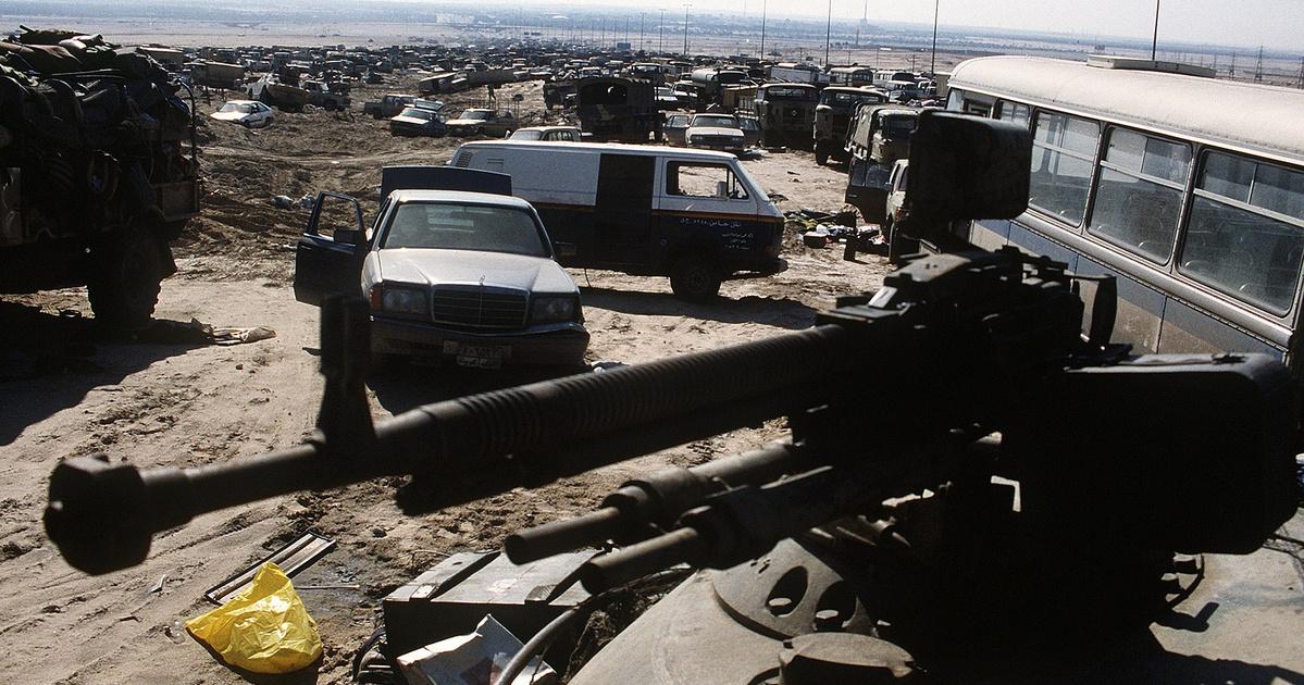 30 éve tört ki a Sivatagi Vihar