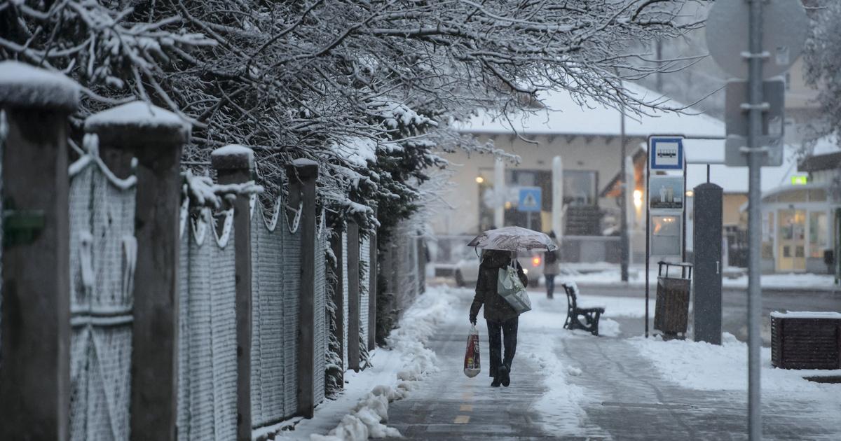 Még egy napig szünetel a tél, aztán újra jön a zimankó
