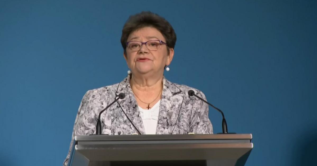 Müller Cecília: még nincs itt az ideje az enyhítésnek