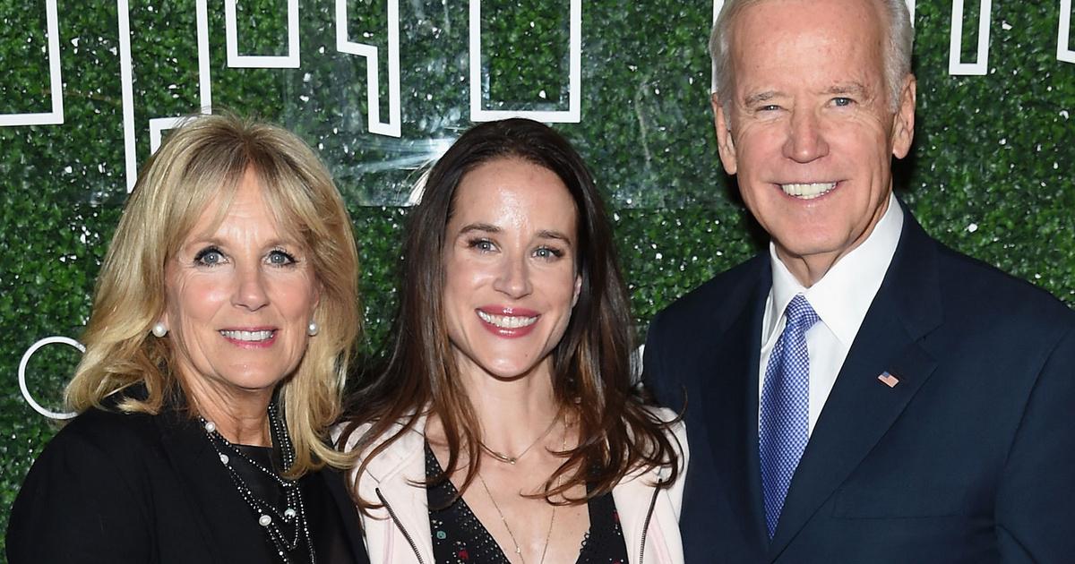 Joe és Jill Biden lánya szépségesen festett menyasszonyként: Ashley 8 éve ment férjhez