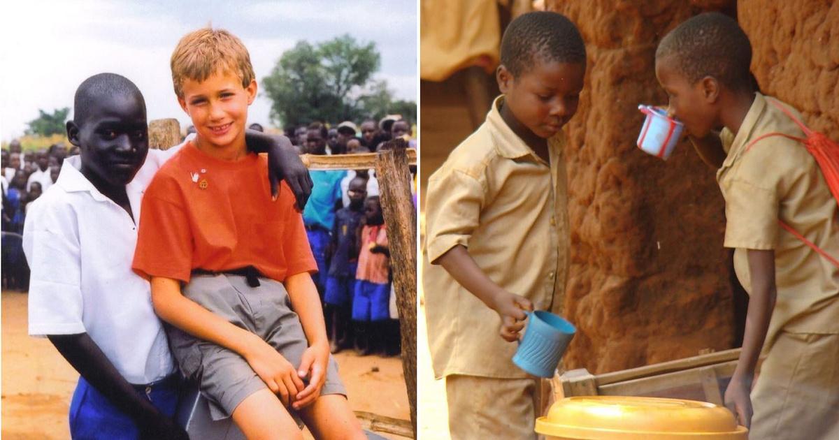 A hétéves kisfiú kutat építtetett Afrikában: segíteni akart, hogy tiszta vizet ihassanak az emberek