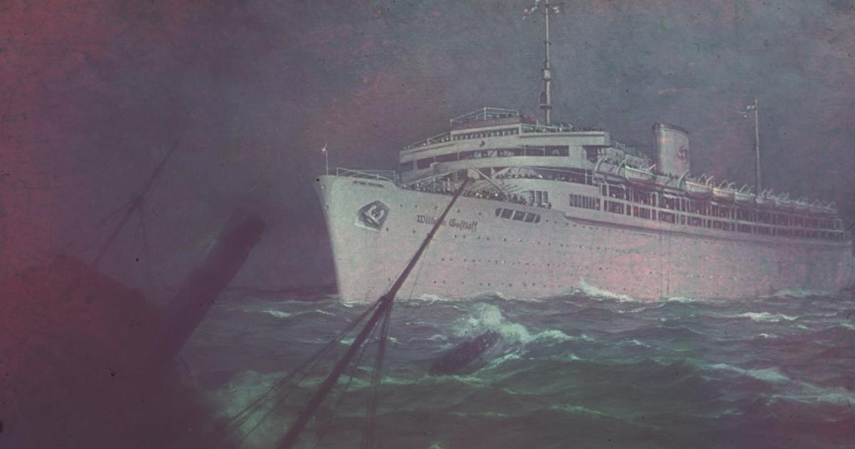 Szörnyű hajókatasztrófa sok ezer áldozata nyugszik a Balti-tenger mélyén