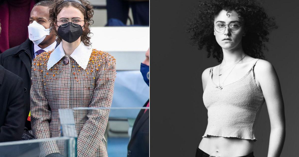 Kamala Harris nevelt lánya igazi stílusikon: a 21 éves Ella Emhoffot egy modellügynökség is leszerződtette