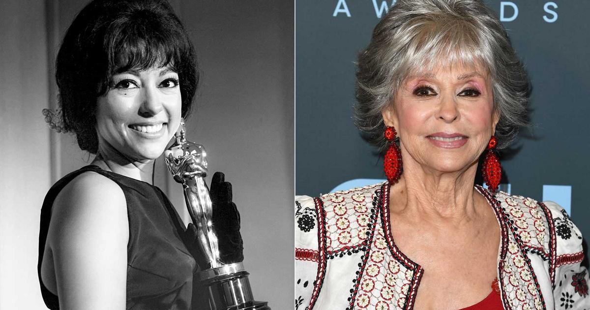 Ő volt a West Side Story csodaszép Anitája: 89 évesen fantasztikusan néz ki