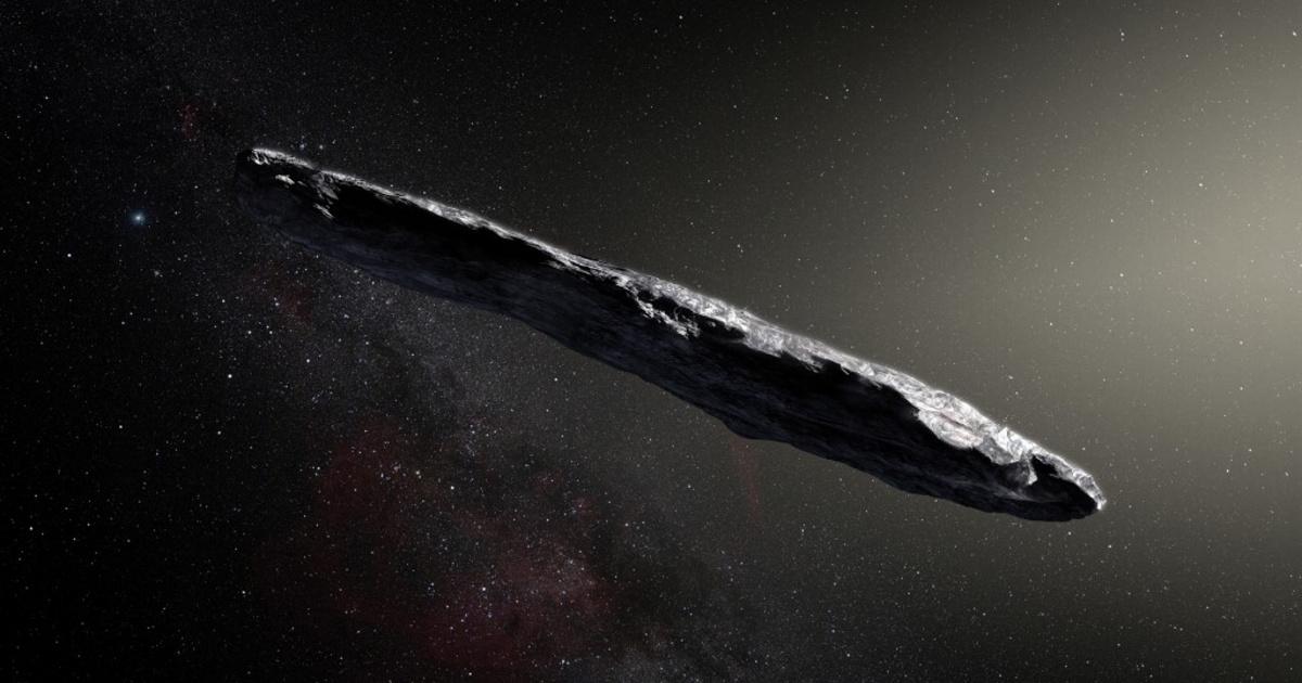 A csillagközi idegen látogatása – Avi Loeb: Földönkívüli, egy idegen civilizáció első nyomai