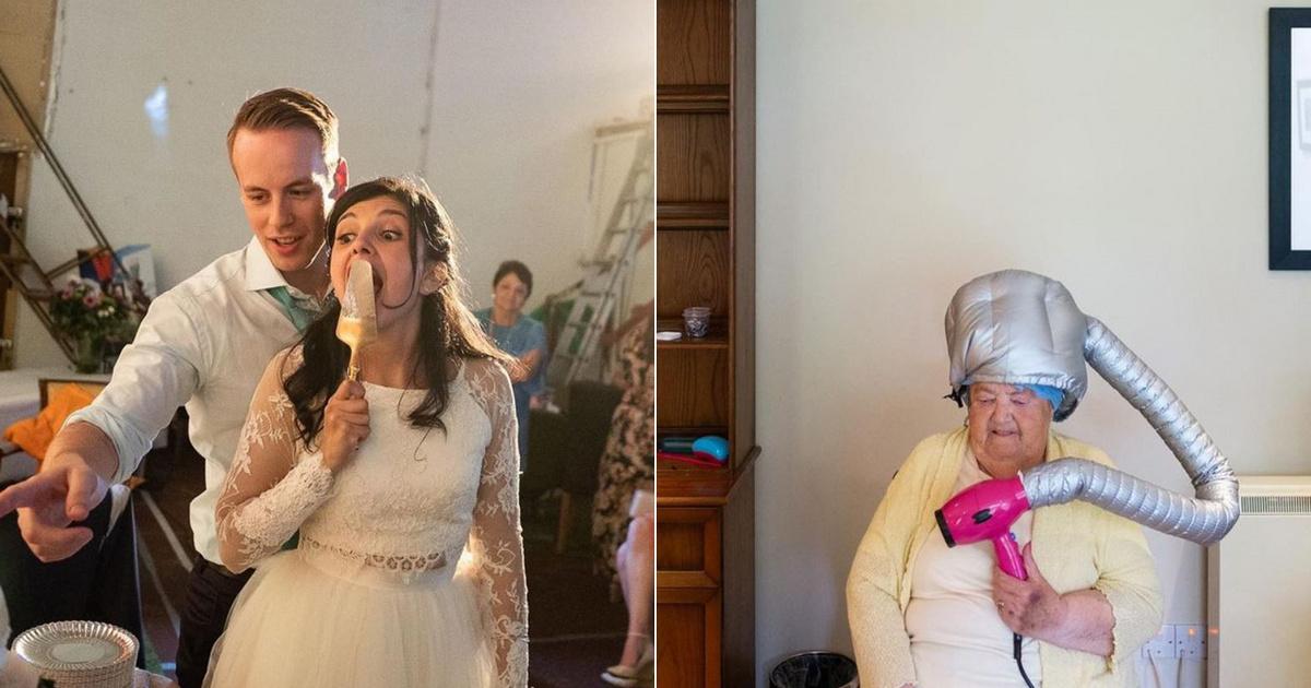 Pont azt fotózza az esküvőkön, amit mások nem szoktak: a valóságot mutatja meg Ian Weldon