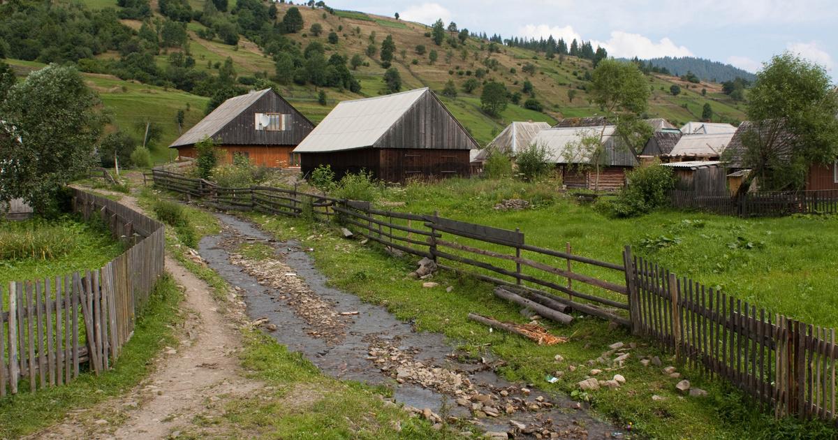 8 gyönyörű falu a Kárpátok alatt: utcáik mesekönyvbe illenének