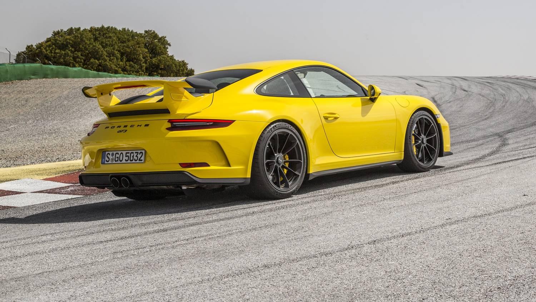 Egyre népszerűbb a kéziváltós 911 GT3