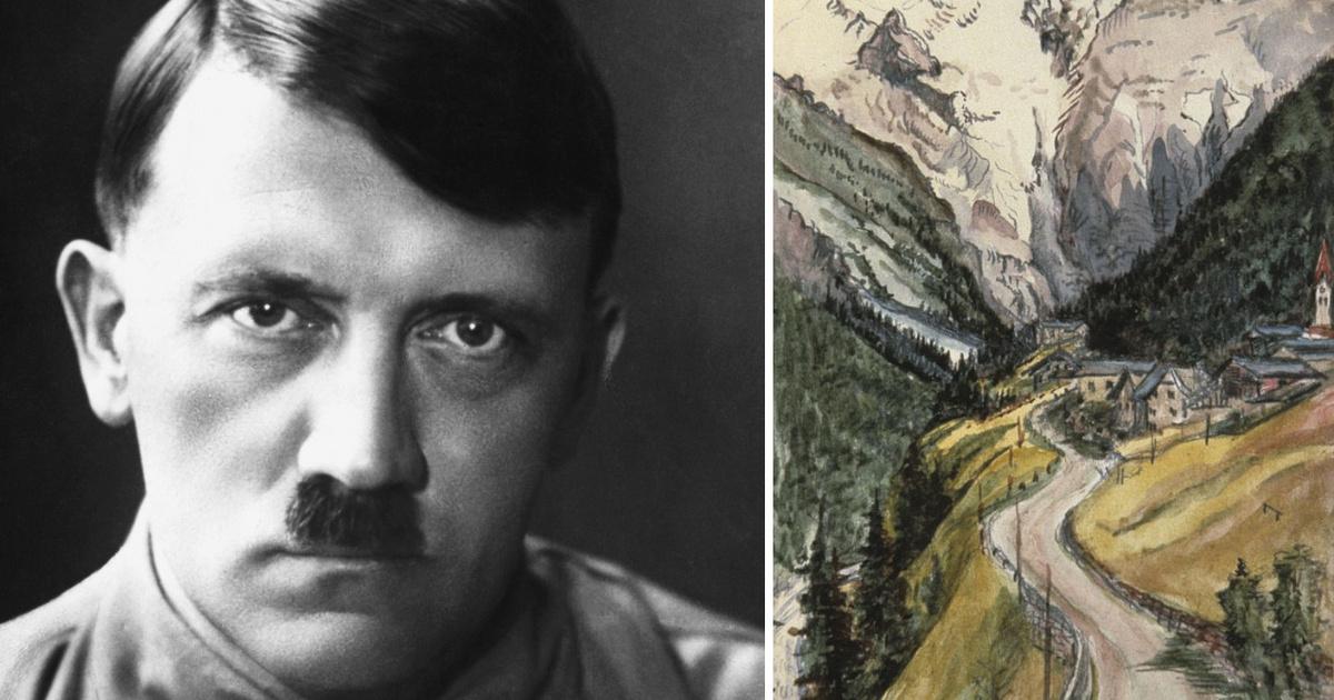 Amikor Hitler fillérekből tengődött, és képeslapokat másolt: ilyen életet élt fiatalon a majdani diktátor