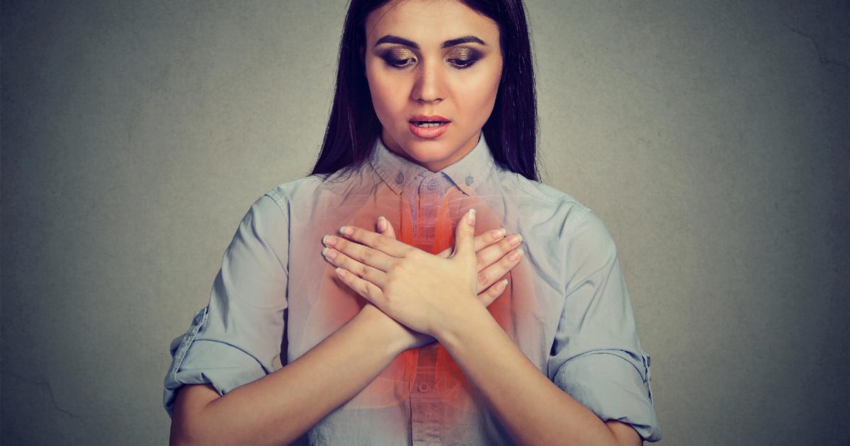 A COPD legelső tünetei, amire érdemes figyelni: fokozatosan alakul ki