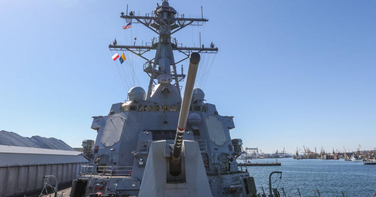 Megint lecsaptak a ufók az amerikai haditengerészetre