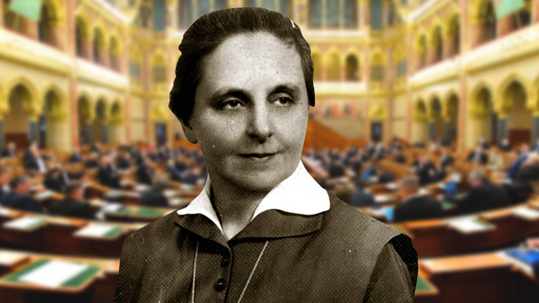 Az egyetlen férfi a Parlamentben: így nevezték Slachta Margitot, a feminista hősnőt