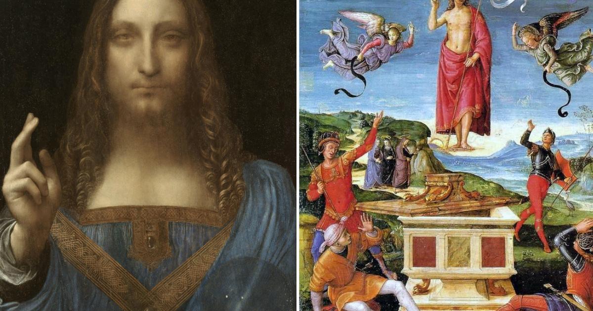 Festménykvíz: tudod, ki festette a legismertebb Jézus-ábrázolásokat?