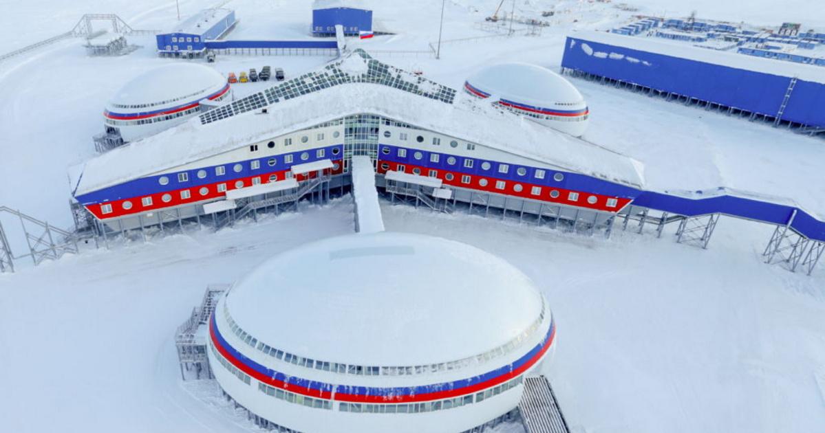 Aggasztja Amerikát a sarkköri orosz készülődés