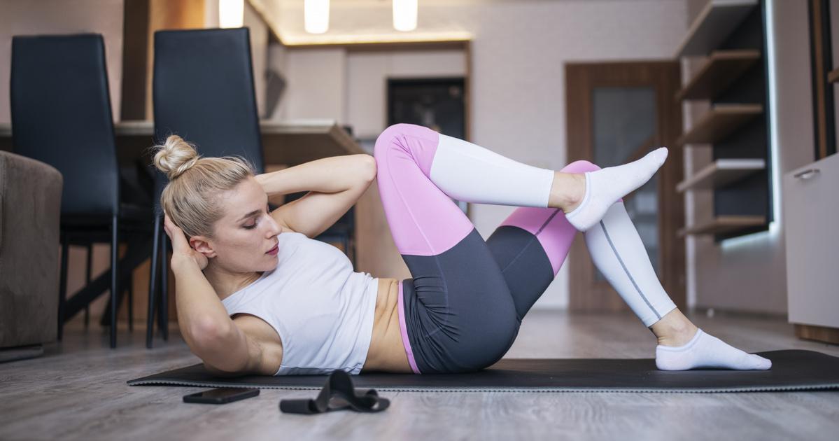 Ez a mozgásforma égeti a legjobban a zsírt: 30 perces intenzív HIIT-edzés, ami bárhol végezhető