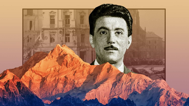 A példátlan bátorságú olasz újságíró végigfotózta az '56-os forradalmat, majd megmászta a Himaláját