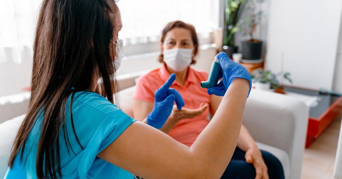 Pár kattintással ellenőrizhető, jól áll-e a folyamatban levő terápia: az asztmásoknak segít az oldal