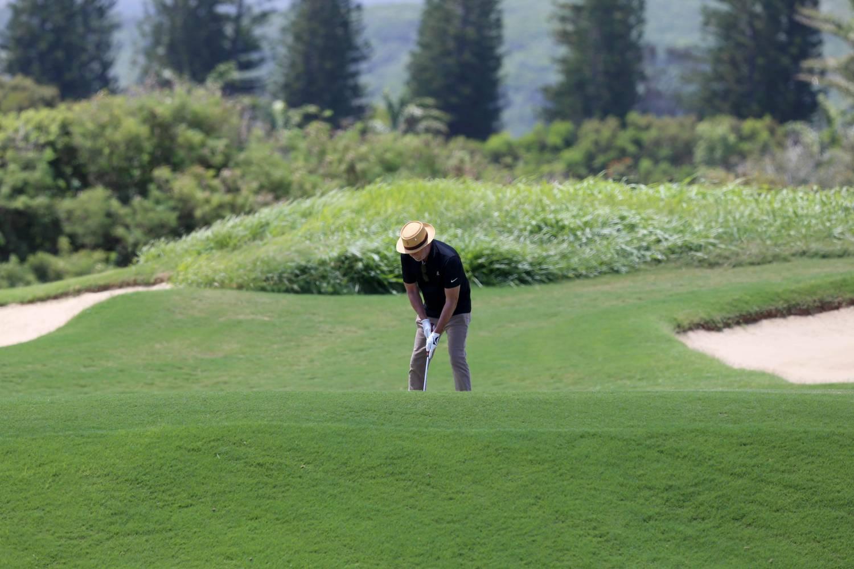 ismerkedés a golfozók