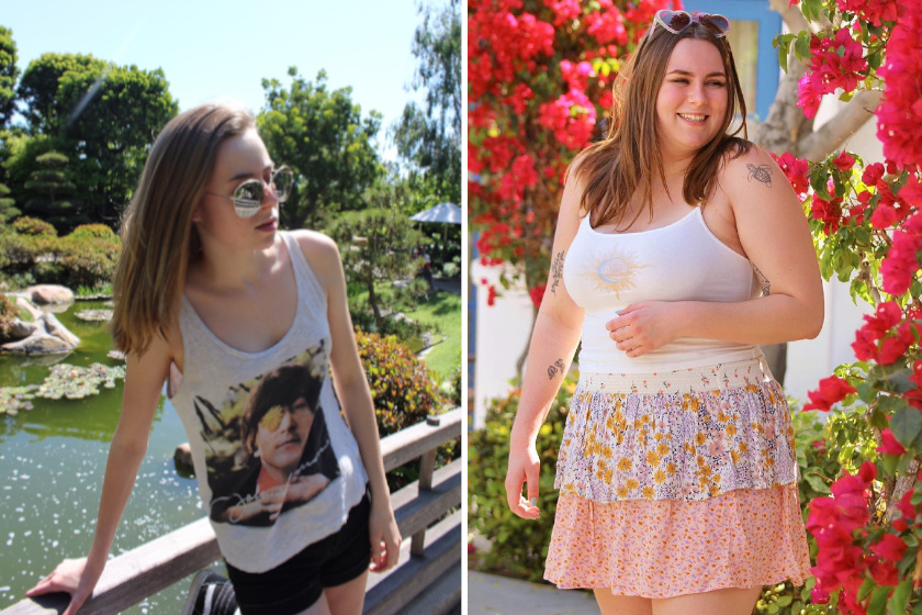 Az orvosok három napot jósoltak az anorexiás lánynak: ma a testpozitivitást hirdeti képeivel Shae Taylor