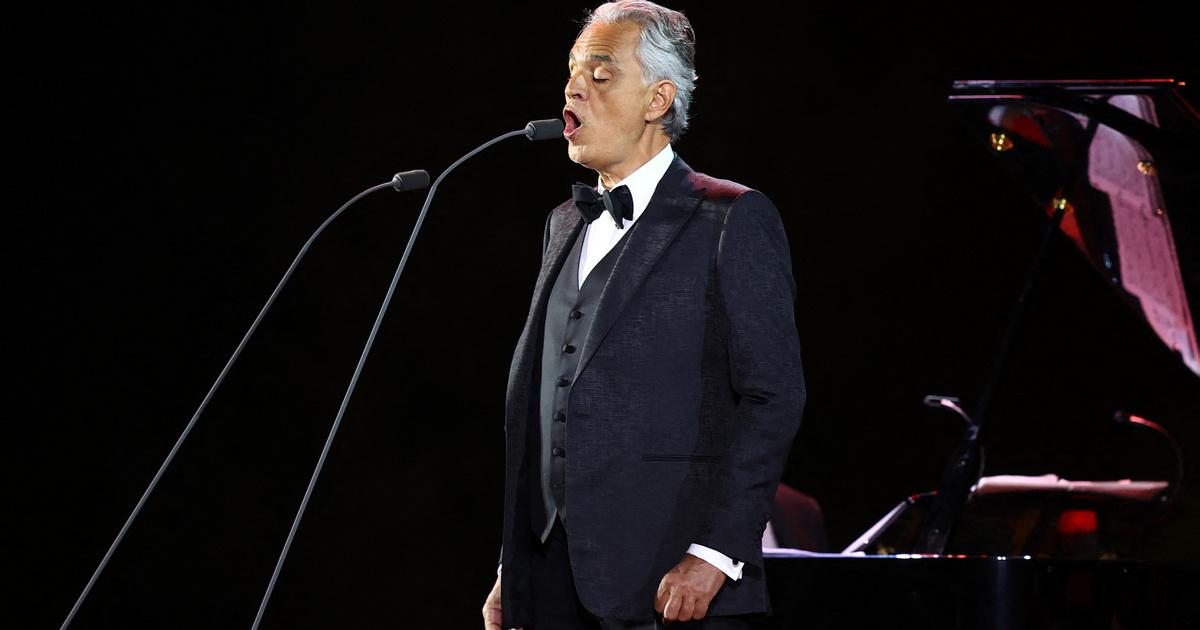 Andrea Bocelli énekel a foci-Eb megnyitóján