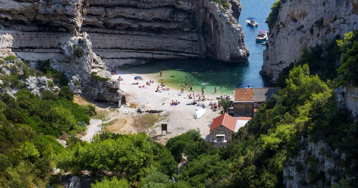 egyetlen nyaralás horvátországban