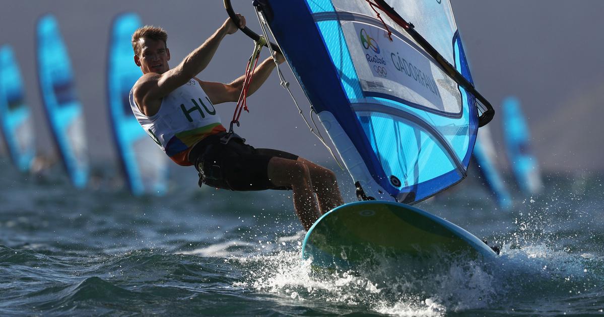 Nem mehet hetedik olimpiájára a magyar szörfös