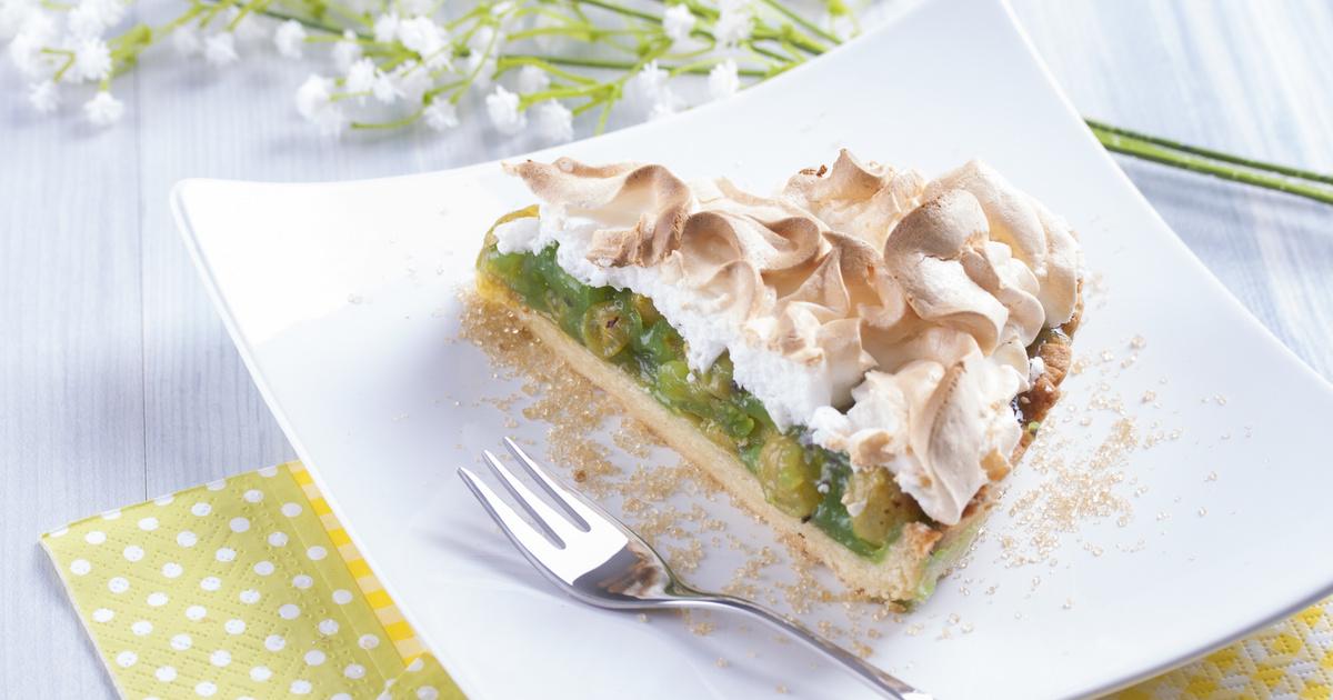 Mennyei habos pite egressel: a tészta finom omlós lesz