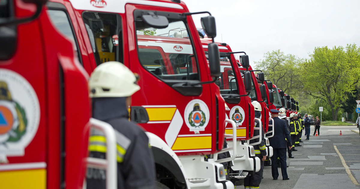 A tűzoltók elfogadható jövőképe.