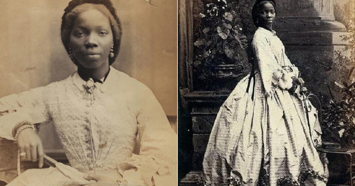 Elrabolták rabszolgának az ötéves afrikai hercegnőt, végül Viktória királynő keresztlánya lett Sarah Forbes Bonetta
