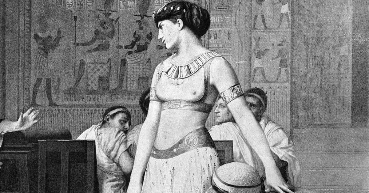 Kvíz: mennyit tudsz Egyiptom híres fáraójáról, Kleopátráról? 8 kérdés az uralkodónőről