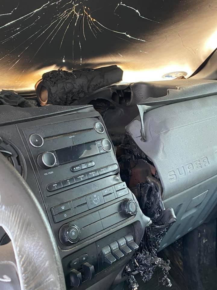 Mégsem jelent védelmet az autó villámcsapás ellen?