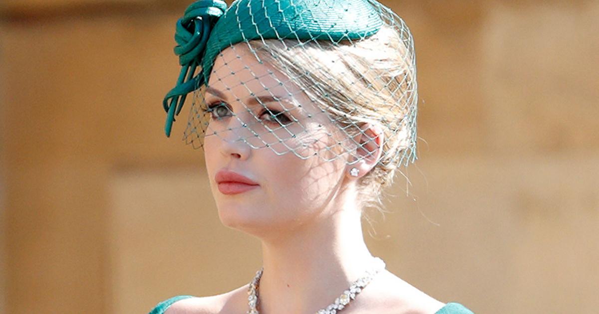 Diana hercegnő unokahúga álomszép menyasszony volt: Kitty Spencer csipkés ruhában ment férjhez