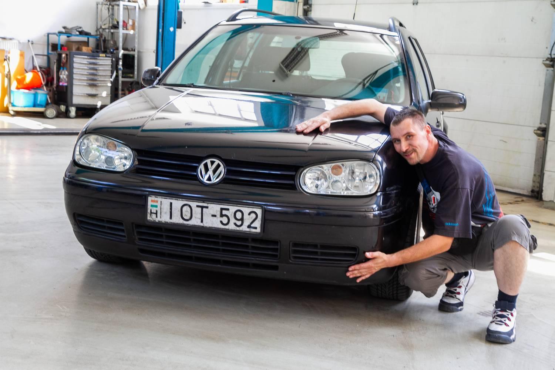 Benzines és szívó: négyes Golffal járni 2021-ben? - MűhelyPRN: Volkswagen Golf IV. Variant 1.6 – 2003.