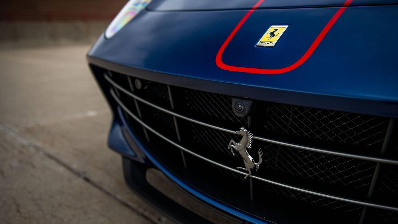 A jövő méregdrága ritka Ferrarija