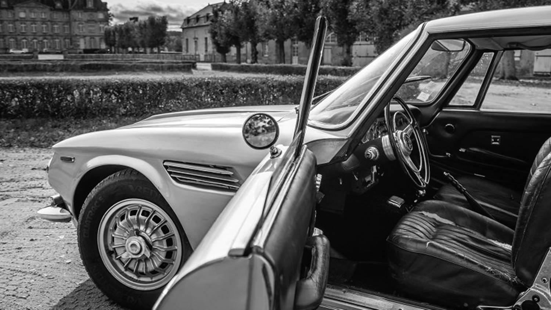 A 60-as évek csodás kupéja az Iso Rivolta