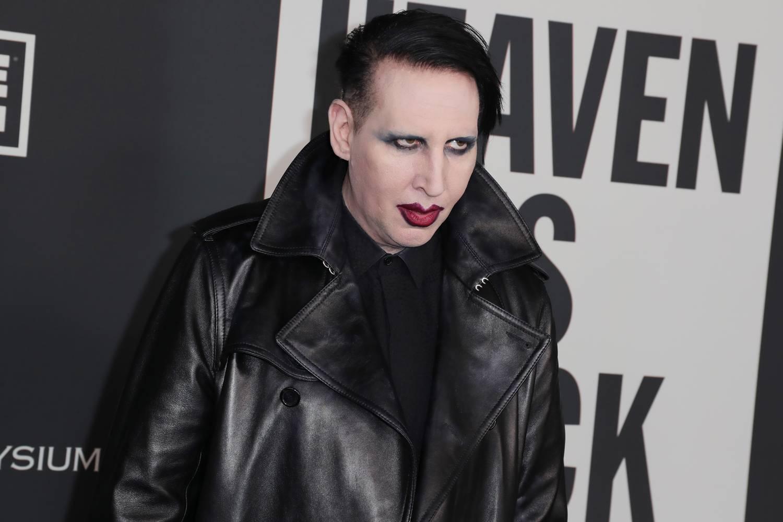 Marilyn Manson úgy véli, összehangolt támadást intéztek ellene
