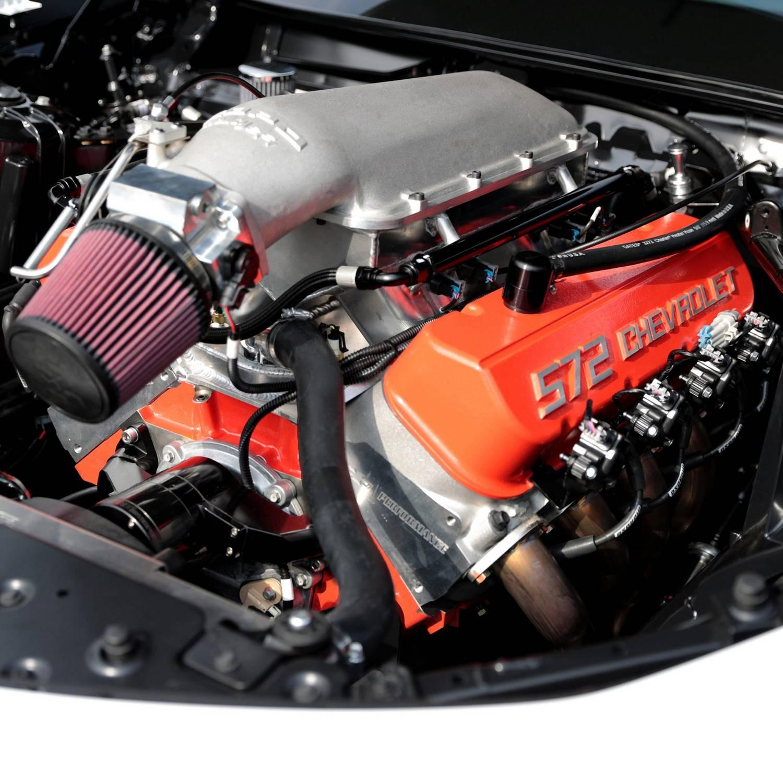 9,4 literes Camarót is épít a Chevrolet