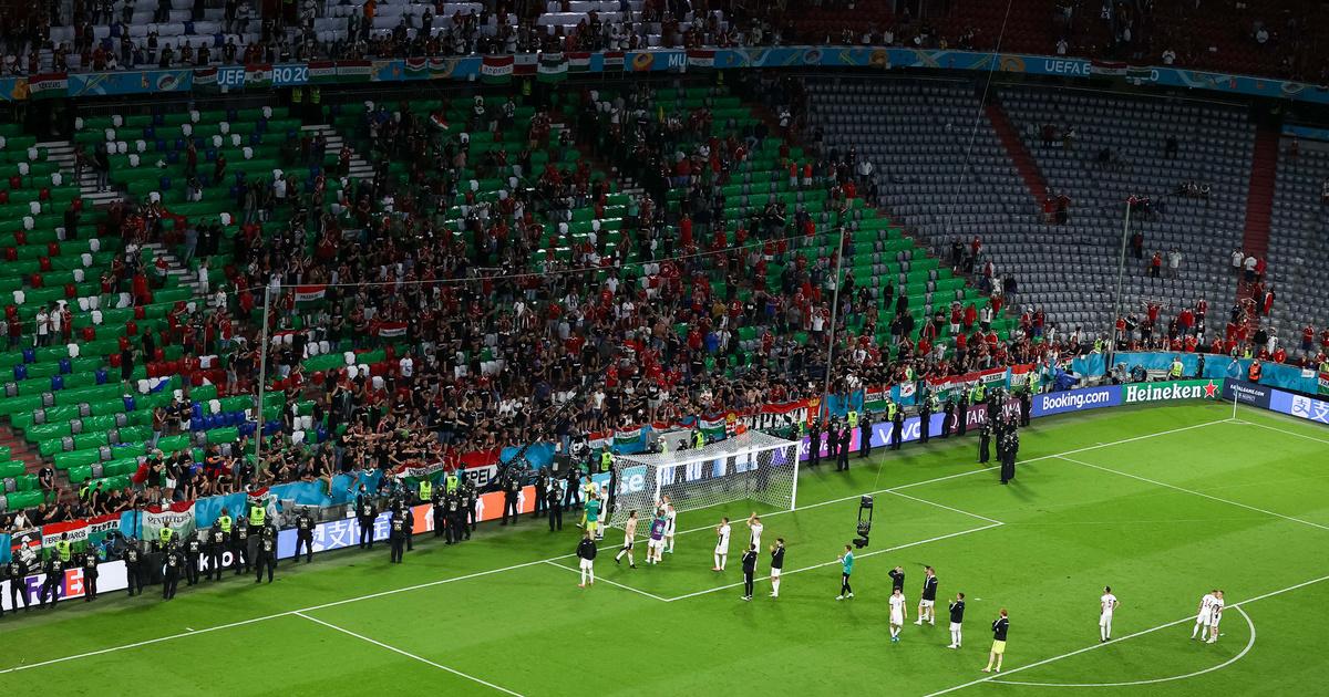 Egy év börtönre ítélték a Münchenben randalírozó magyar futballhuligánt