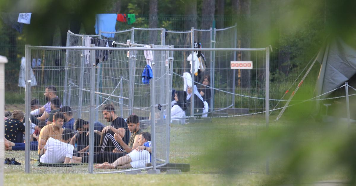 A Telegramon csábítják a menedékkérőket Belaruszból Litvániába