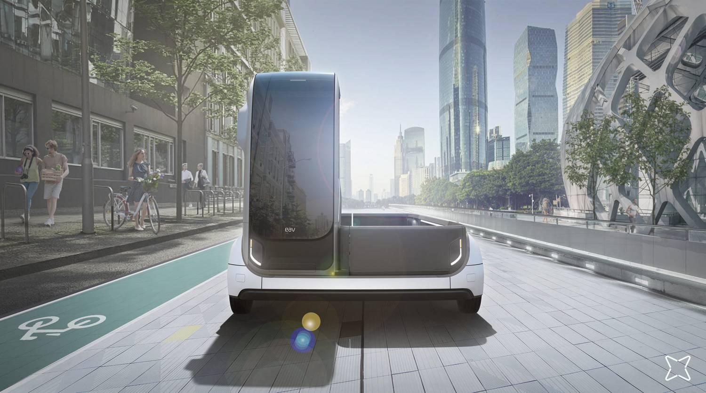 LINCS: moduláris autó a jövőnek