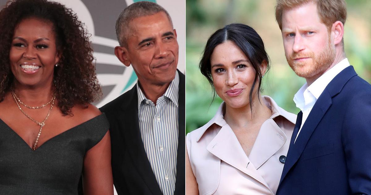 Harry és Meghan Obamáéknál is kihúzta a gyufát: a volt amerikai elnök szülinapján sem vehettek részt