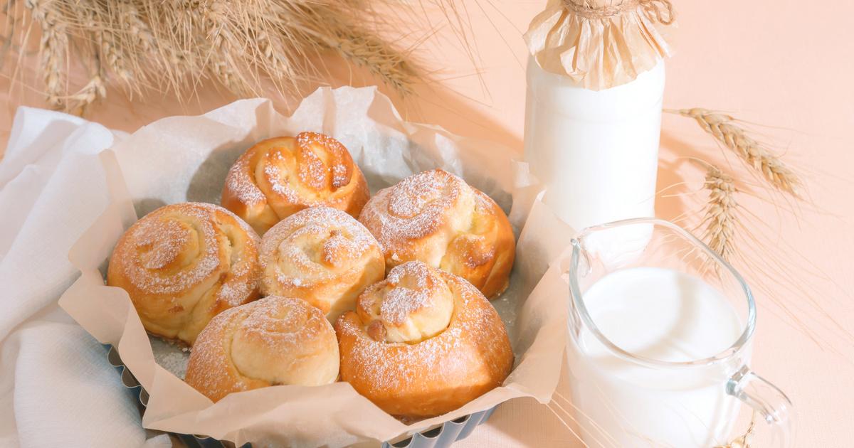 Békebeli, foszlós házi briós: napokig friss marad, ha így készíted - Ellenállhatatlan reggelit készíthetsz, ha magad sütöd meg a brióst.
