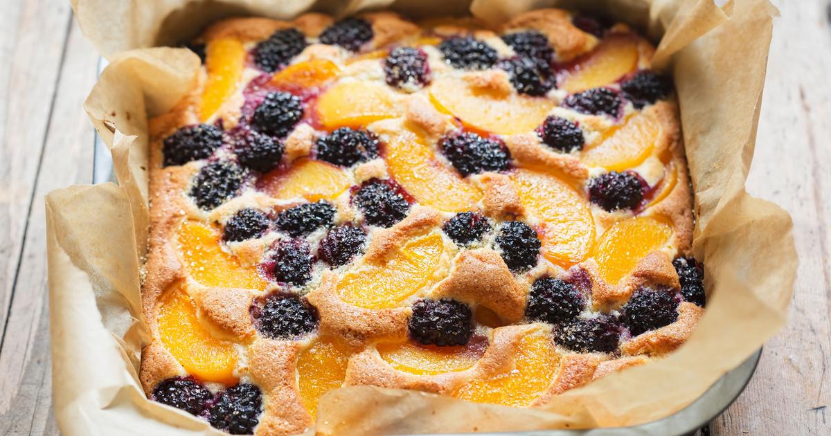 A 8 legfinomabb süti friss bogyós gyümölcsökkel: az áfonyás muffintól a szedres piskótáig