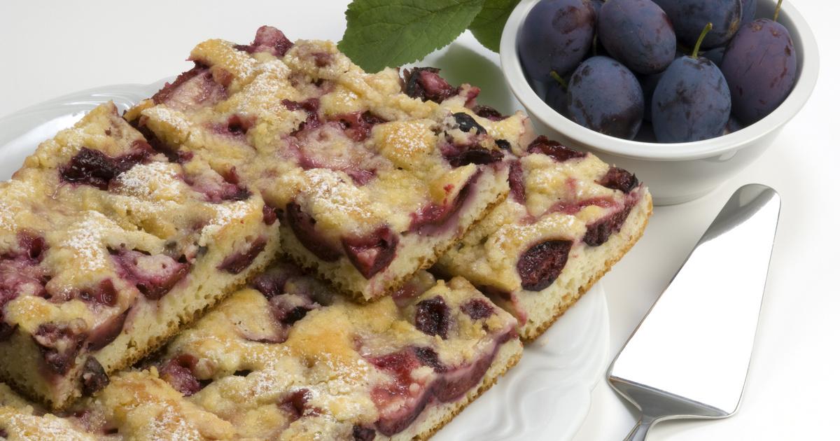 Házi szilvás lepény régi családi recept szerint: puha és könnyű lesz a tésztája