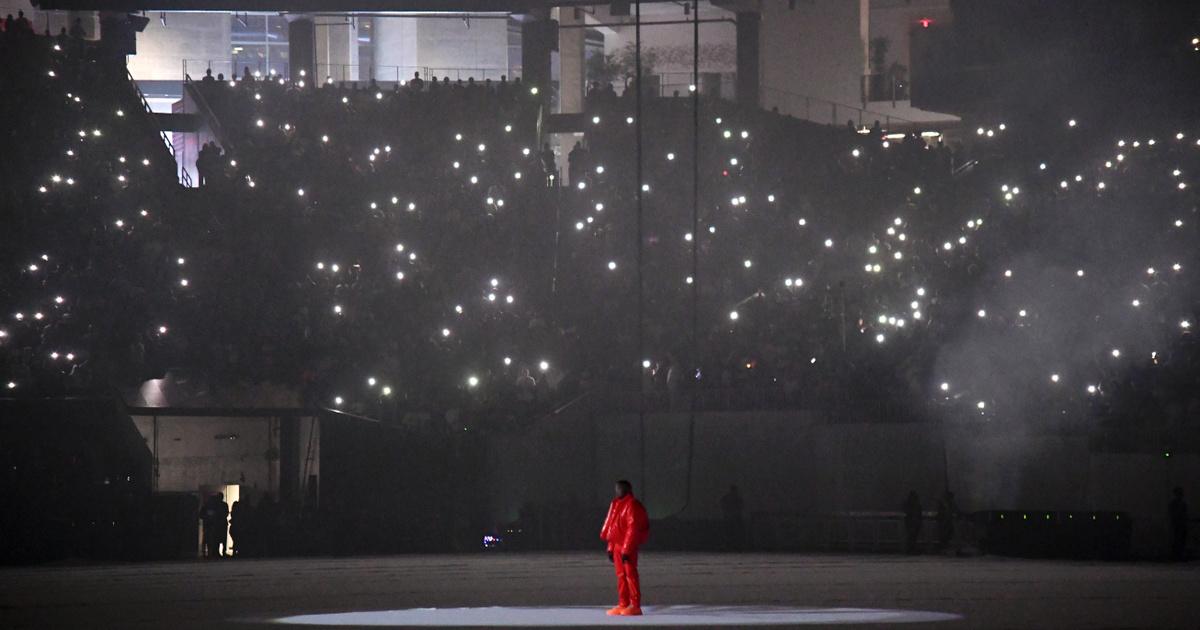Kanye West is belépett a nagyok közé