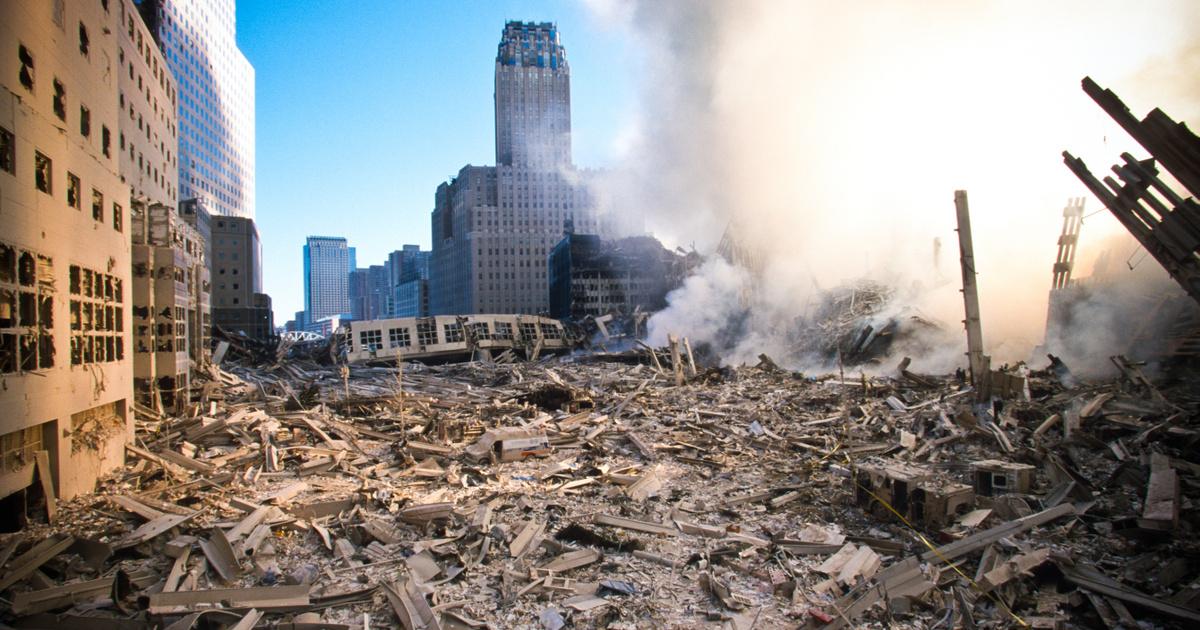 9/11 konteók: így dőltek össze a valóság tornyai