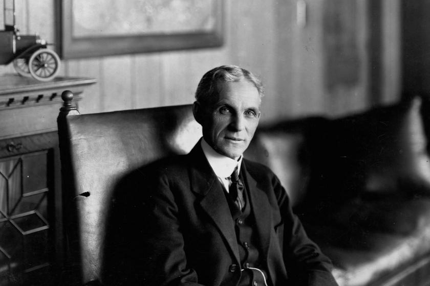 Az ember, akinek a hétvégét köszönhetjük: ezért vezette be a szabad szombatot Henry Ford