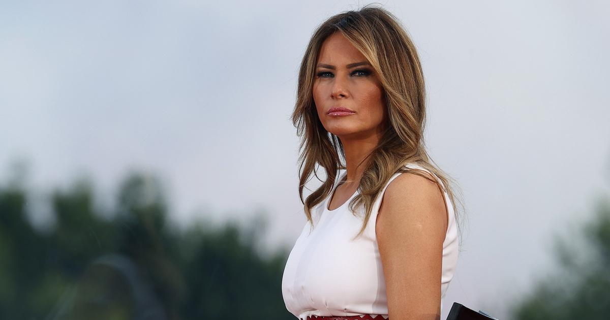 Melania Trump teljesen eltűnt a nyilvánosság elől