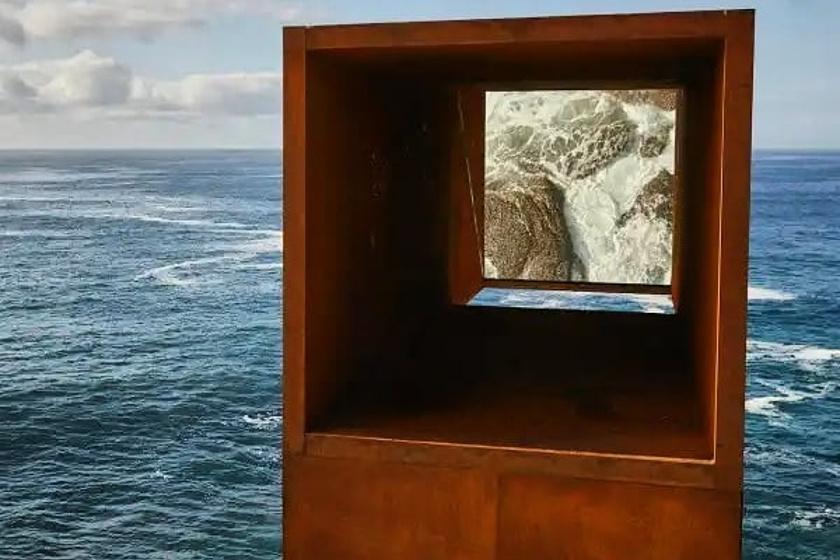 Az óceán eddig még nem látott szögből vált megfigyelhetővé: különleges távcsövet építettek a vízpartra
