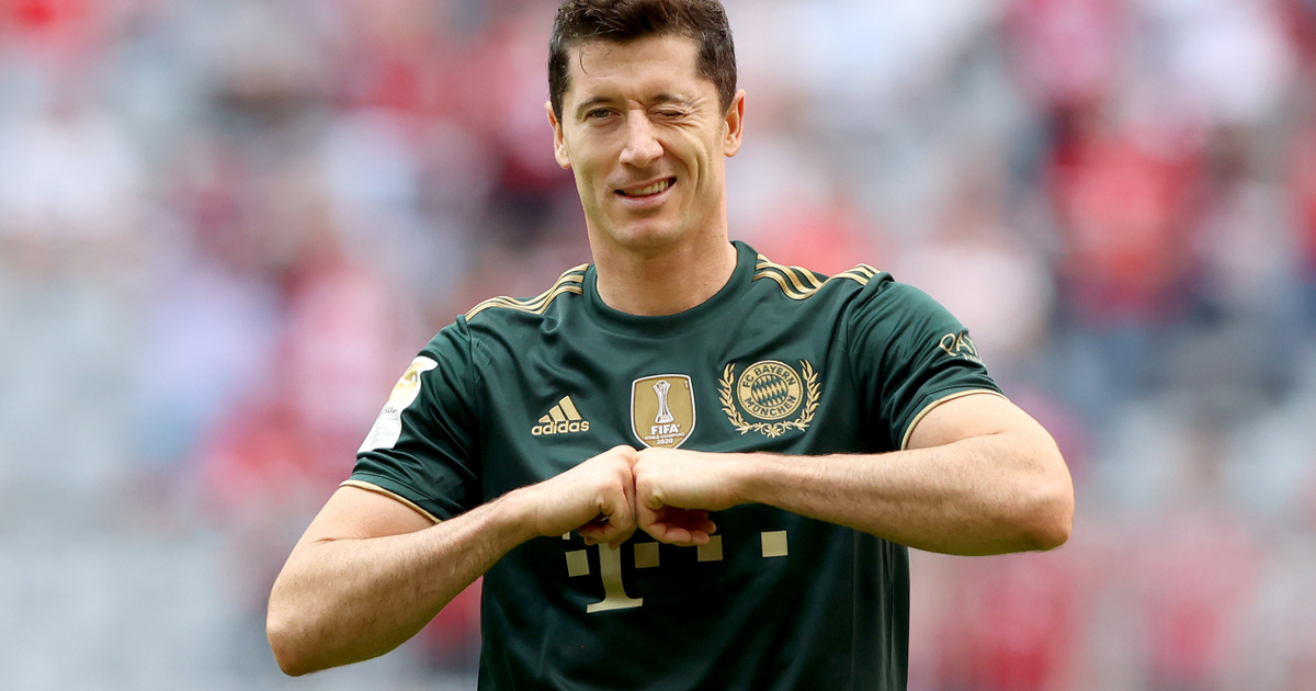 Ez még gombócból is sok: hét góllal verte a Bayern München az újonc csapatot